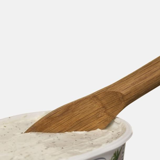 2-pack smörknivar från Sagaform med reklamtryck