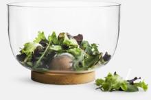 Glasskålar i 2 storlekar med reklamtryck