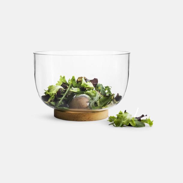Stor Glasskålar i 2 storlekar med reklamtryck