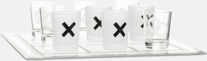 Glas Drinkspel från Sagaform med reklamtryck