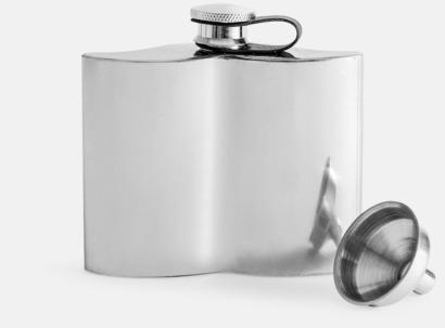 Silver Mustaschformade pluntor från Sagaform med reklamtryck