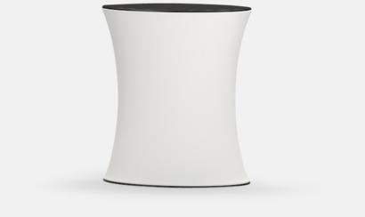 Vit standard färg Podium bord med automatisk uppfällning med eget tryck