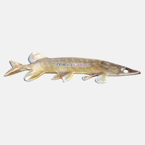 Prisklass 2 Fisk Mjuka reflexer i 100 tals olika former med eget tryck