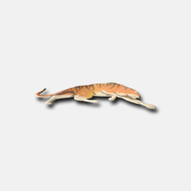Prisgrupp 3 (Tiger) Reflexklisterlapp med reklamtryck