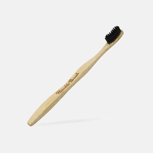 Lasergravyr Miljövänliga tandborstar i kartong med eget tryck