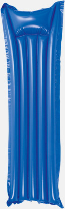 Blå Luftmadrass med tryck, egen logo eller reklamtryck