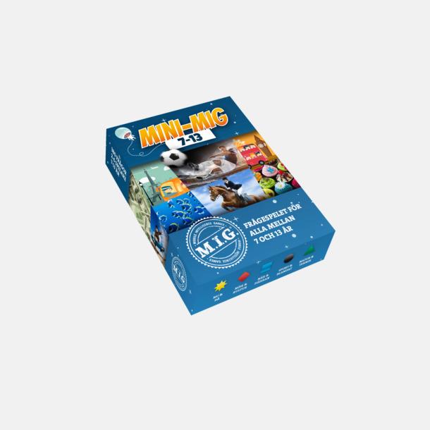 Mini-MIG (barn) MIG sällskapsspel med eget tryck