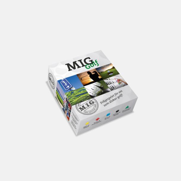 Golf (Mellan MIG) Sällskapsspel från MIG med eget reklamtryck