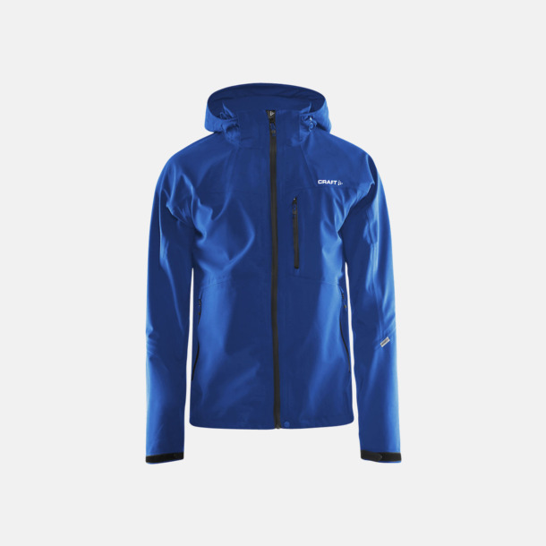 Sweden Blue (herr) Vattentäta jackor från Craft med egen logga