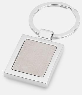 Silver Stilren nyckelring med lasergravyr