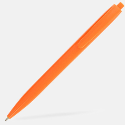 Orange Basic kulspetspenna med eget reklamtryck
