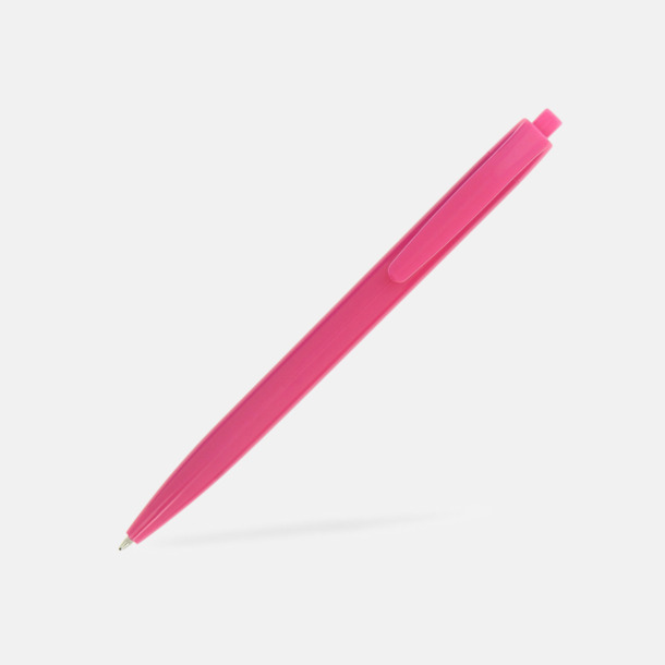 Rosa Basic kulspetspenna med eget reklamtryck