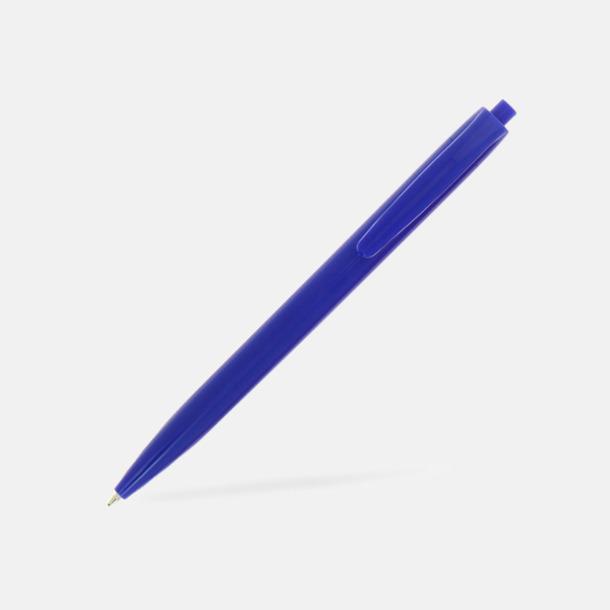 Blå Basic kulspetspenna med eget reklamtryck