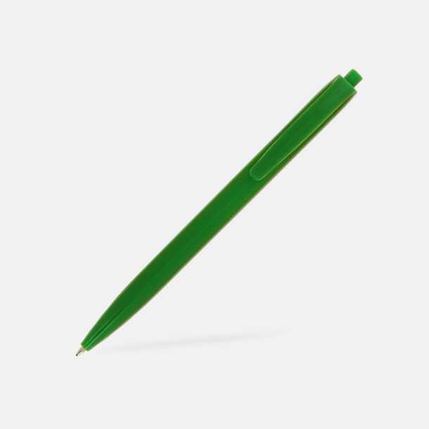Grön Basic kulspetspenna med eget reklamtryck
