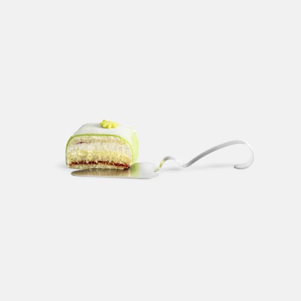 Silver Tårtspadar från Sagaform med reklamtryck