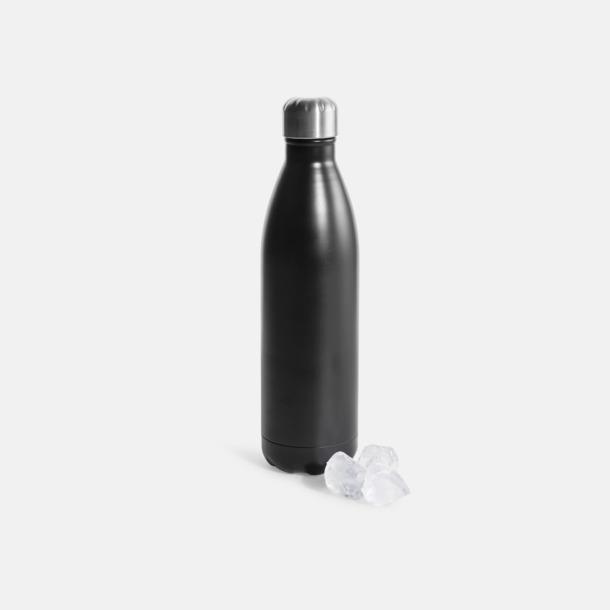 Stora stålvakuumflaskor från Sagaform med reklamtryck
