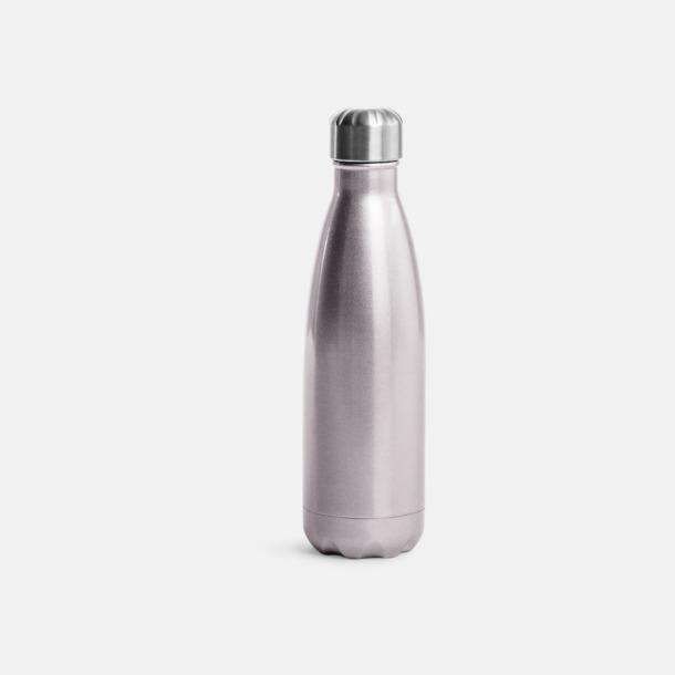 Rosa Stålvakuumflaskor från Sagaform med reklamtryck