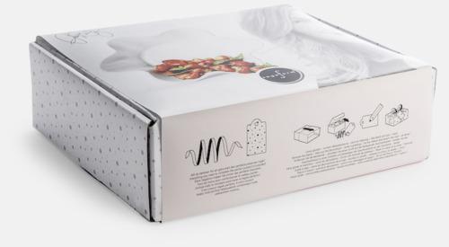 Giftbox Ugnssäkra skålar från Sagaform med reklamtryck
