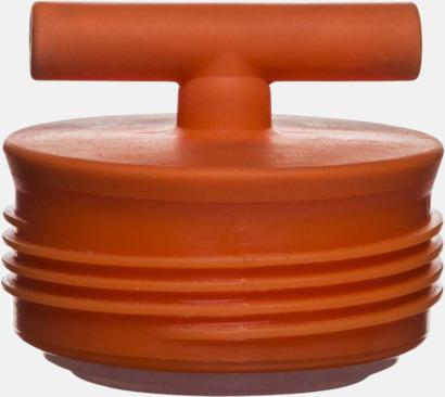 Orange extralock (se tillval) Kaffekannor från Sagaform med reklamtryck