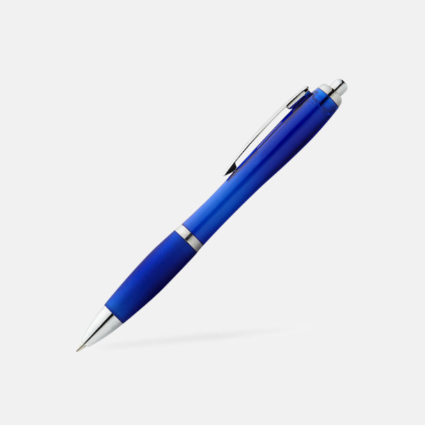 Kungsblå Bläckpennor med egen logga