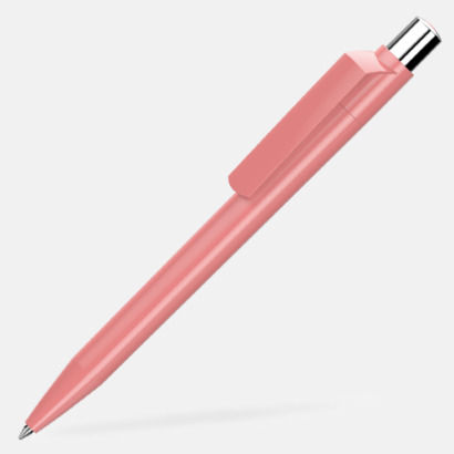 Rose Blanka pennor med reklamtryck