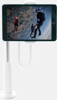 Flexibla mobil- och tablethållare med reklamtryck