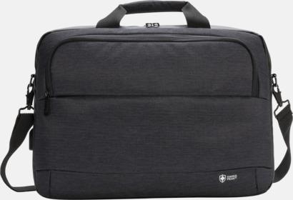 """Framsida Modern 15"""" laptopväska med reklamtryck"""