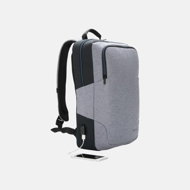 """15"""" laptopryggsäckar med reklamtryck"""