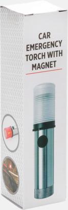 Presentförpackning Bil nödlampor med reklamtryck