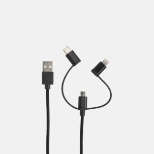 MFi-licensierade kablar med reklamtryck