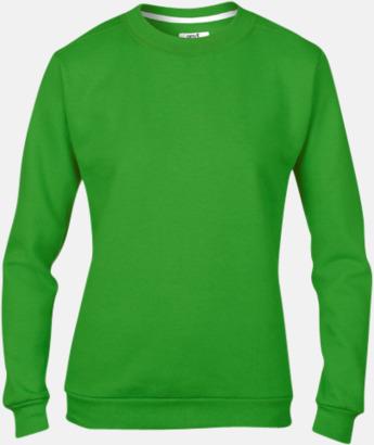 Green Apple (dam) Fleecetröjor med reklamtryck