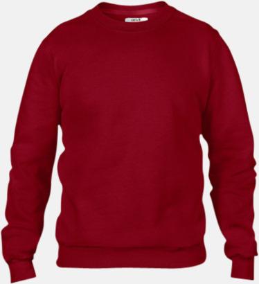 Independence Red (herr) Fleecetröjor med reklamtryck