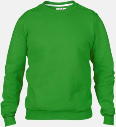 Green Apple (herr) Fleecetröjor med reklamtryck