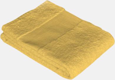 Brilliant Yellow Stora badlakan med egen brodyr