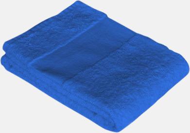 Royal Blue Stora badlakan med egen brodyr