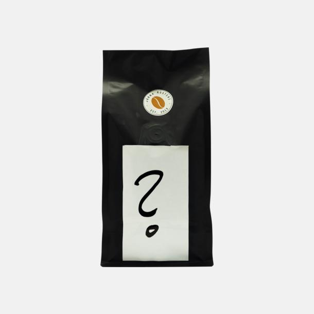 Brun påse Kaffe med reklamtryck