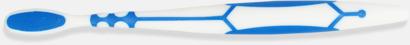 Baksida (vuxen) Tandborstar med magnet på baksidan med eget reklamtryck