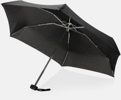 Kompaktparaplyer från Swiss Peak med reklamtryck