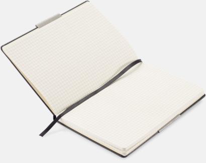 A5-anteckningsböcker med rutade sidor - med reklamtryck