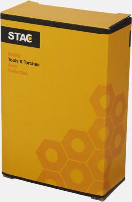 Presentförpackning 10-delars kompakt verktygsset med reklamtryck