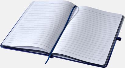 A5 nyans anteckningsböcker med reklamtryck