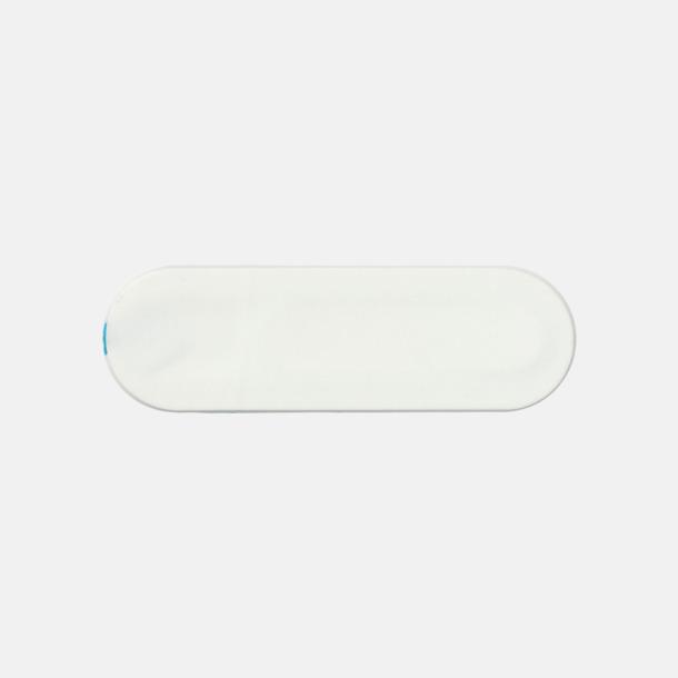 Baksida Hållare och ställ för mobilen i plast - med reklamlogo