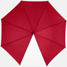 """23"""" kontrastparaplyer med reklamtryck"""