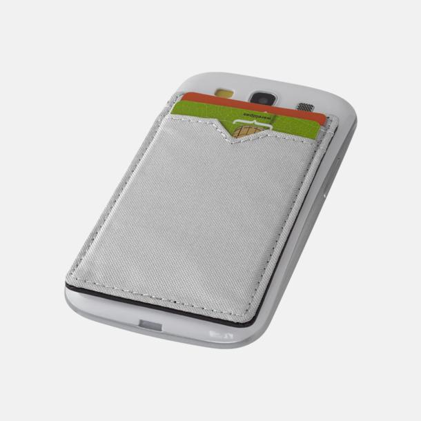 RFID-säkra dubbelmobilfickor med reklamtryck