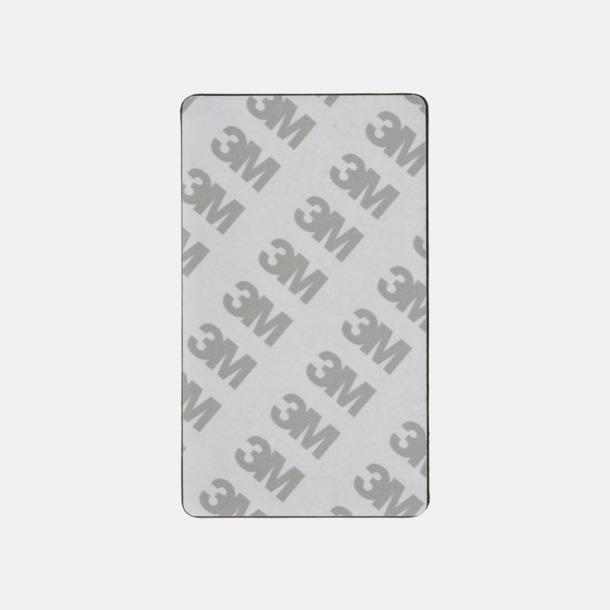 Baksida RFID-säkra dubbelmobilfickor med reklamtryck