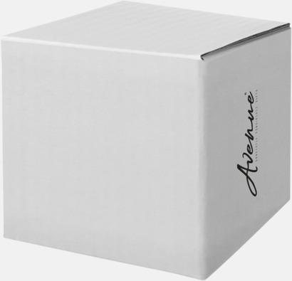 Presentförpackning 6 glasmarkörer med förvaring med reklamtryck