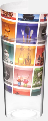 Digitaltryck Biltermosmuggar från Sagaform med reklamtryck
