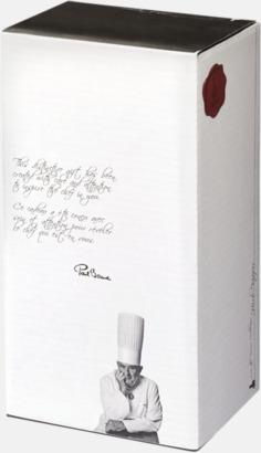Presentförpackning Örtbehållare med reklamtryck