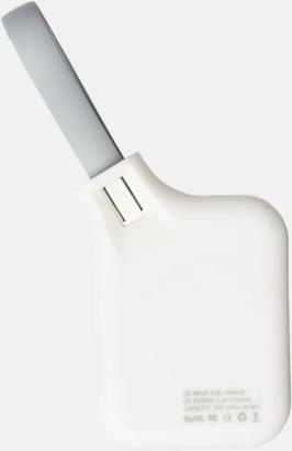 Kompakta powerbanks med reklamtryck