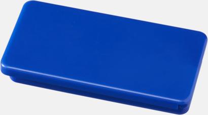 Blå Askar med läppglans - med reklamtryck